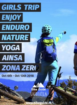 girls trip enduro biking zona zero women edition