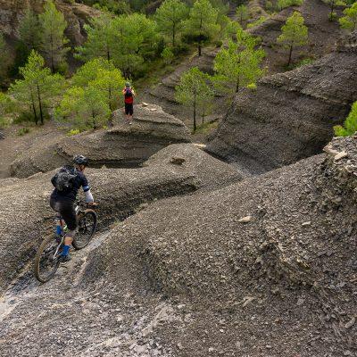 mountainbike zona zero trip Spanje