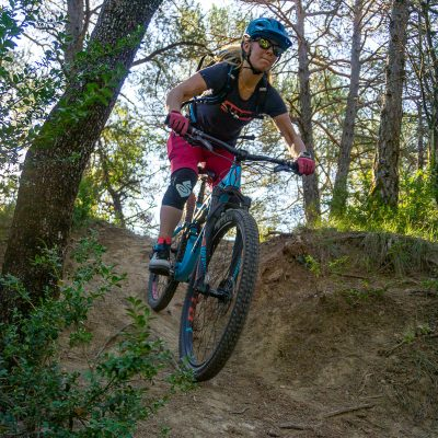 women mountainbike zona zero Spanje